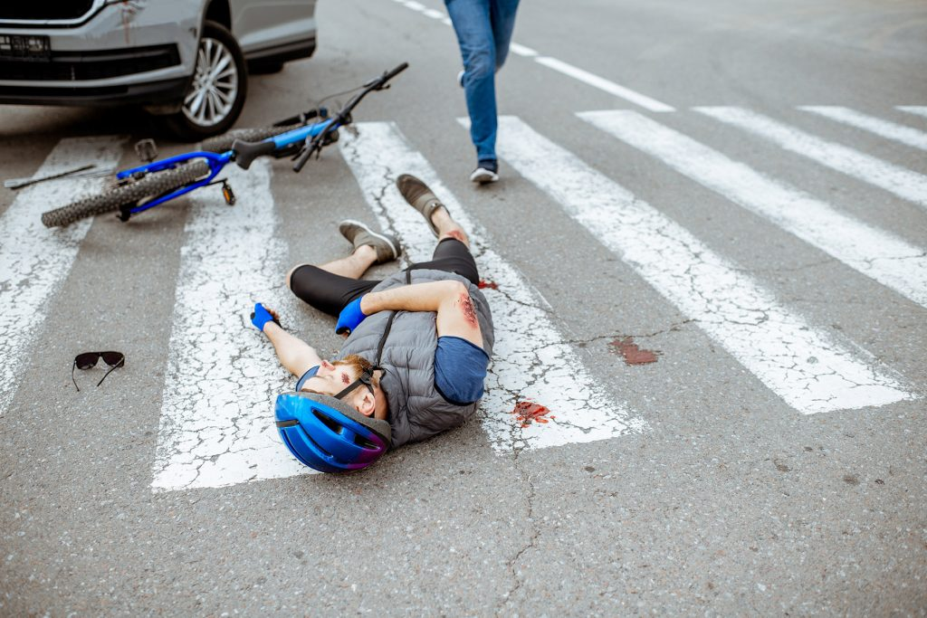 Bike Accidents Can Be Serious